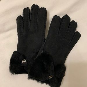 UGG Lined Winter Gloves / Mittens